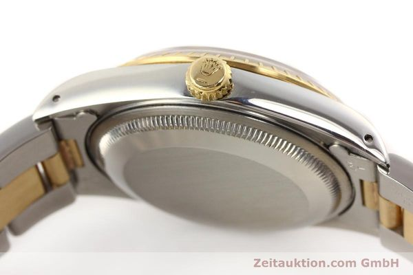 Used luxury watch Rolex Date steel / gold automatic Kal. 3135 Ref. 15223  | 141598 11
