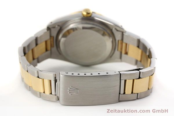 Used luxury watch Rolex Date steel / gold automatic Kal. 3135 Ref. 15223  | 141598 12