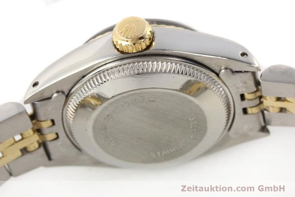 Used luxury watch Rolex Lady Date steel / gold automatic Kal. 2030 Ref. 6917  | 141602 11