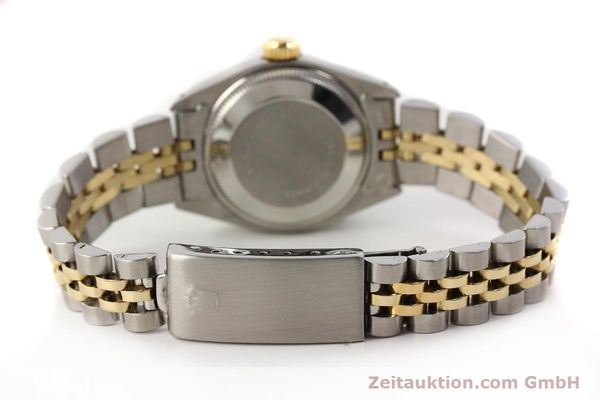 Used luxury watch Rolex Lady Date steel / gold automatic Kal. 2030 Ref. 6917  | 141602 12