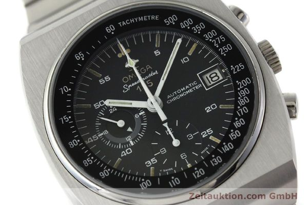 Used luxury watch Omega Speedmaster chronograph steel automatic Kal. 1041 Ref. 378.0801 / 178.0002  | 141605 02