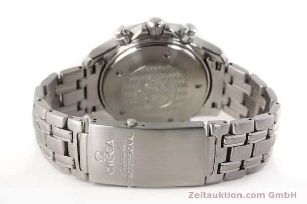 Used luxury watch Omega Seamaster steel automatic Kal. 1164 Ref. 25988000  | 141613 14