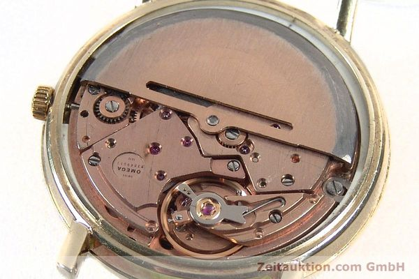 montre de luxe d occasion Omega * or jaunen 14 ct automatique Kal. 1012 Ref. 1627C38  | 141620 10
