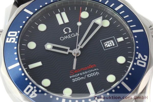 Used luxury watch Omega Seamaster steel quartz Kal. 1538  | 141621 02