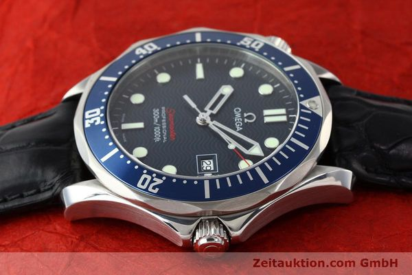 Used luxury watch Omega Seamaster steel quartz Kal. 1538  | 141621 05