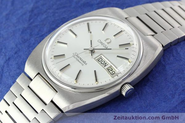 Used luxury watch Omega Seamaster steel automatic Kal. 1020 Ref. 1660216.3/3660848.3  | 141622 01