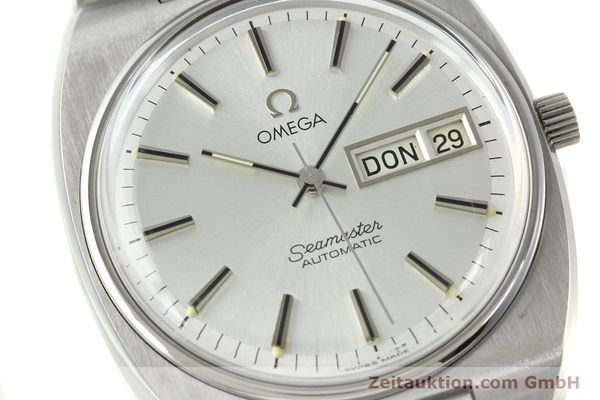 Used luxury watch Omega Seamaster steel automatic Kal. 1020 Ref. 1660216.3/3660848.3  | 141622 02