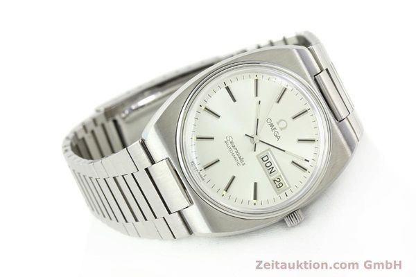 Used luxury watch Omega Seamaster steel automatic Kal. 1020 Ref. 1660216.3/3660848.3  | 141622 03