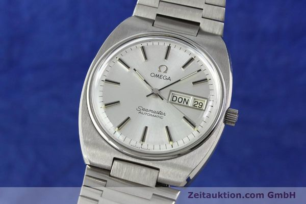 Used luxury watch Omega Seamaster steel automatic Kal. 1020 Ref. 1660216.3/3660848.3  | 141622 04