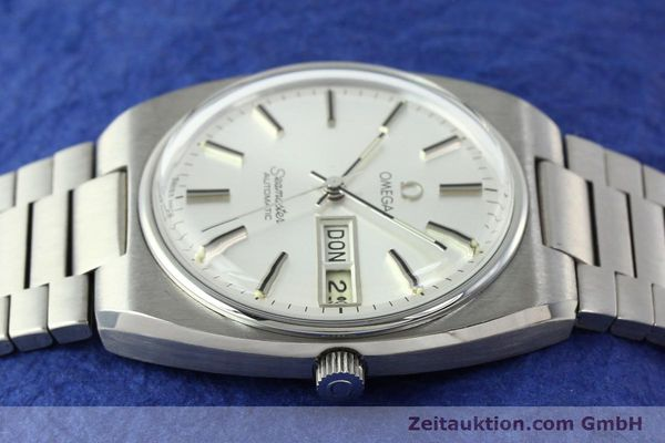Used luxury watch Omega Seamaster steel automatic Kal. 1020 Ref. 1660216.3/3660848.3  | 141622 05