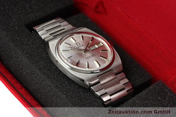 Used luxury watch Omega Seamaster steel automatic Kal. 1020 Ref. 1660216.3/3660848.3  | 141622 07