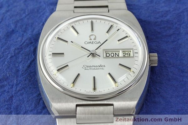 Used luxury watch Omega Seamaster steel automatic Kal. 1020 Ref. 1660216.3/3660848.3  | 141622 13