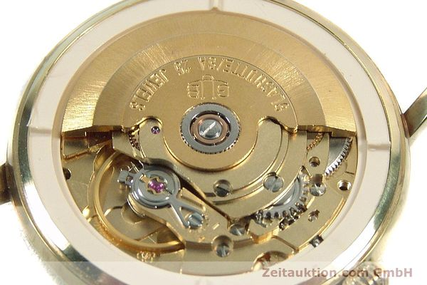 Used luxury watch Union Glashütte * gilt steel automatic Kal. ETA 2824-2  | 141629 10