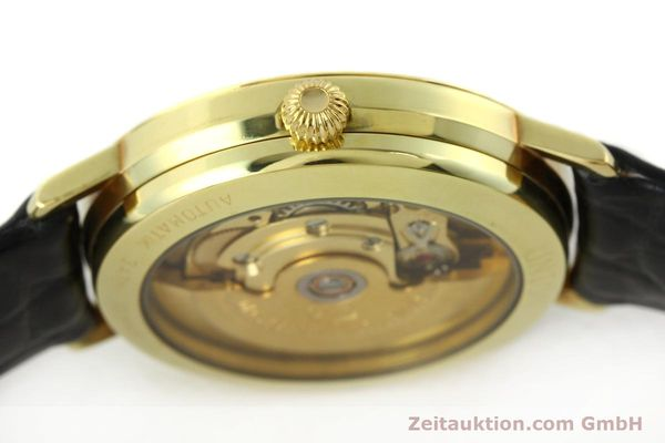 Used luxury watch Union Glashütte * gilt steel automatic Kal. ETA 2824-2  | 141629 11