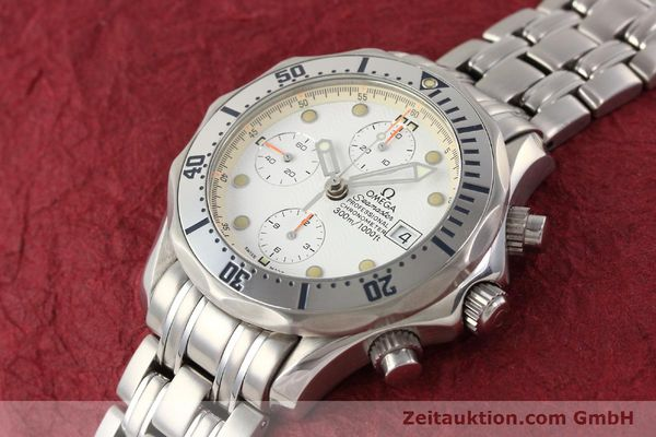 Used luxury watch Omega Seamaster steel automatic Kal. 1164  | 141635 01