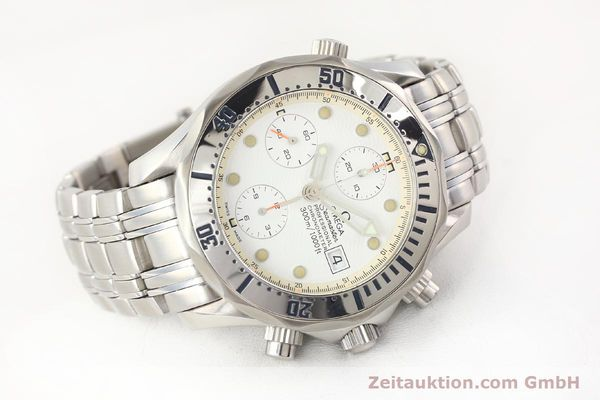 Used luxury watch Omega Seamaster steel automatic Kal. 1164  | 141635 03