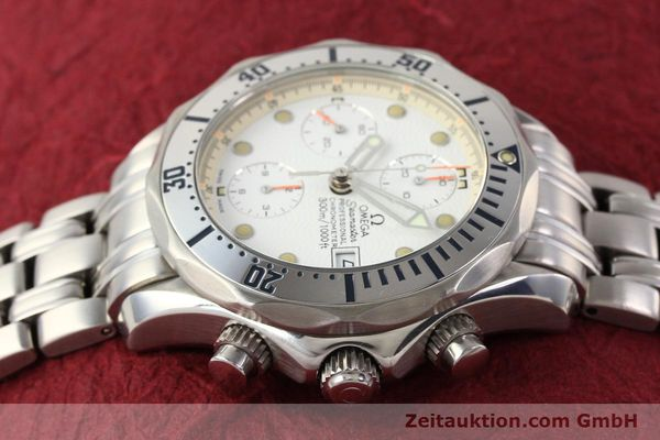 Used luxury watch Omega Seamaster steel automatic Kal. 1164  | 141635 05
