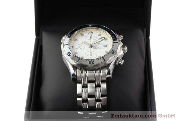 Used luxury watch Omega Seamaster steel automatic Kal. 1164  | 141635 07