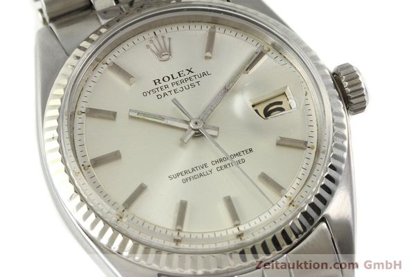 montre de luxe d occasion Rolex Datejust acier / or  automatique Kal. 1560 Ref. 1601  | 141637 02