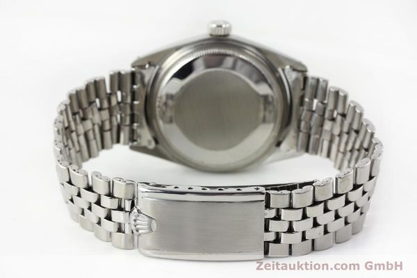 montre de luxe d occasion Rolex Datejust acier / or  automatique Kal. 1560 Ref. 1601  | 141637 12