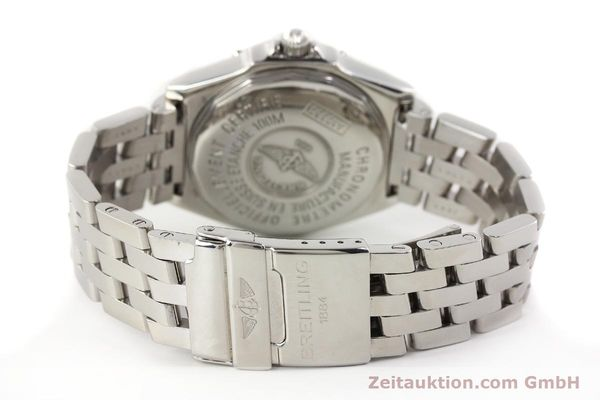Used luxury watch Breitling Wings steel automatic Kal. B10 ETA 2892A2 Ref. A10350  | 141640 12