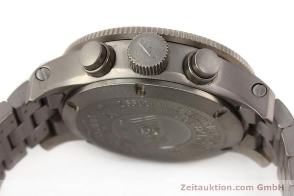 Used luxury watch Fortis B42 titanium automatic Kal. ETA 7750 Ref. 638.27.141  | 141641 11