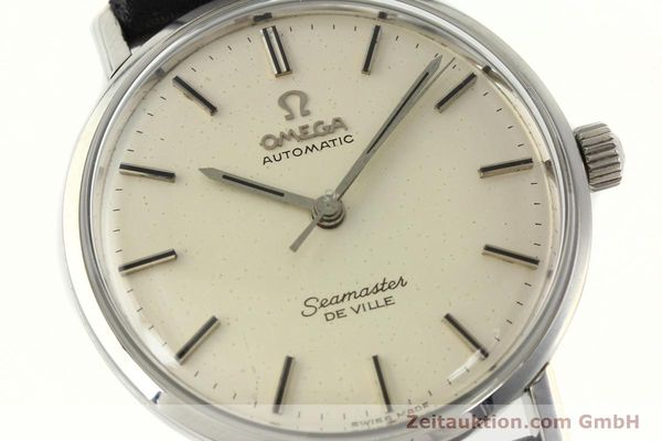 Used luxury watch Omega Seamaster steel automatic Kal. 552 Ref. 165.020  | 141642 02