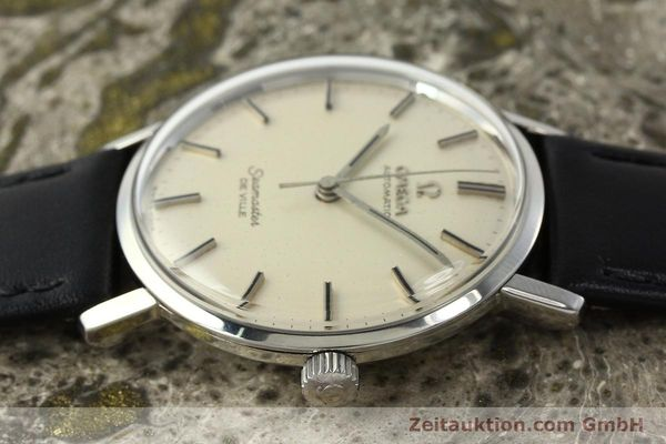 Used luxury watch Omega Seamaster steel automatic Kal. 552 Ref. 165.020  | 141642 05