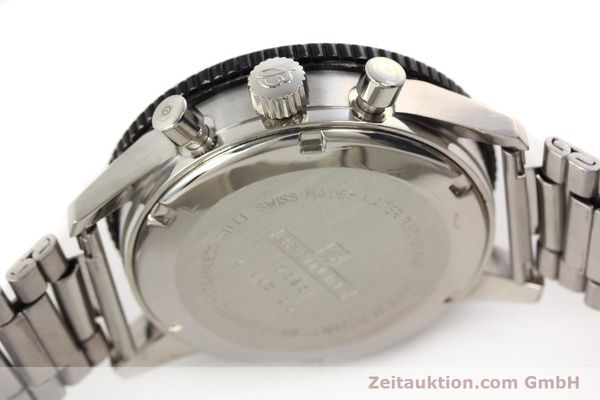 Used luxury watch Breitling Top Time chronograph steel manual winding Kal. Valj. 7736 Ref. 7656  | 141643 08