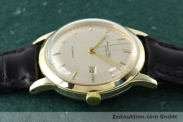 Used luxury watch IWC Portofino 14 ct yellow gold automatic Kal. C.8521  | 141644 05