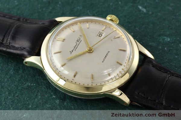 Used luxury watch IWC Portofino 14 ct yellow gold automatic Kal. C.8521  | 141644 13