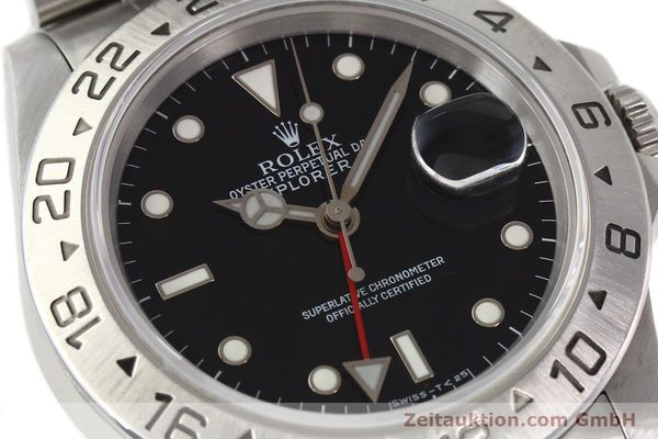 Used luxury watch Rolex Explorer steel automatic Kal. 3185 Ref. 16570  | 141646 02