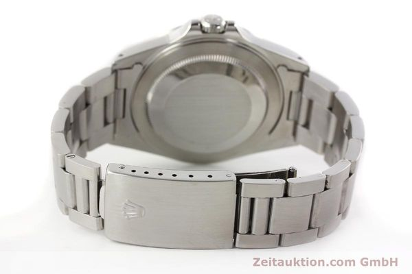 Used luxury watch Rolex Explorer steel automatic Kal. 3185 Ref. 16570  | 141646 13