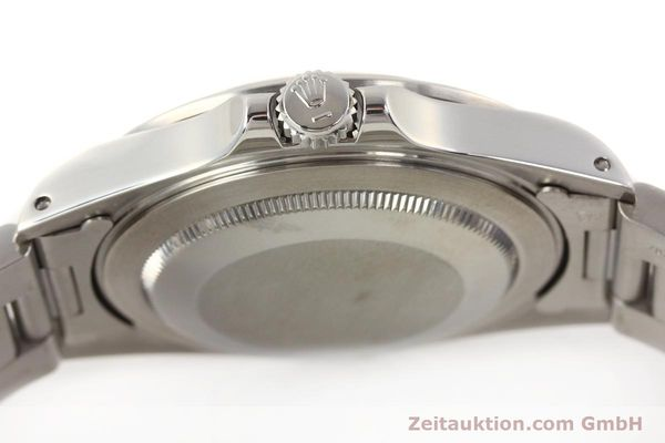 Used luxury watch Rolex Explorer steel automatic Kal. 3185 Ref. 16570  | 141647 12