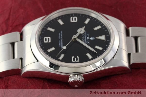 Used luxury watch Rolex Explorer steel automatic Kal. 3000 Ref. 14270  | 141648 05