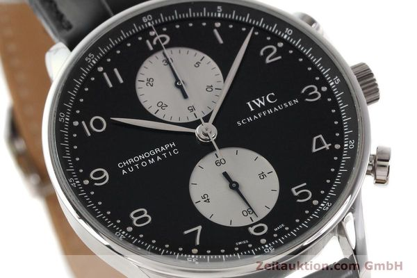 Used luxury watch IWC Portugieser steel automatic Kal. C.79240 Ref. 3714  | 141653 02