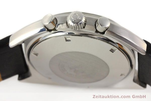 Used luxury watch Omega Seamaster steel manual winding Kal. 861 Ref. 145.020  | 141654 11