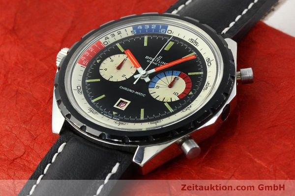 Used luxury watch Breitling Chronomat(ic) chronograph steel automatic Kal. 11 Ref. 7661  | 141655 01