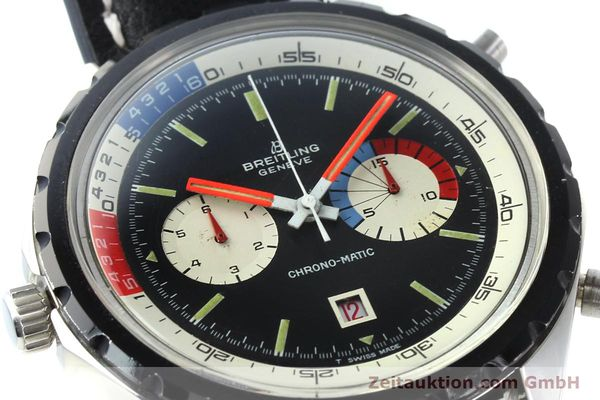Used luxury watch Breitling Chronomat(ic) chronograph steel automatic Kal. 11 Ref. 7661  | 141655 02