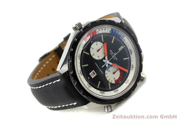 Used luxury watch Breitling Chronomat(ic) chronograph steel automatic Kal. 11 Ref. 7661  | 141655 03