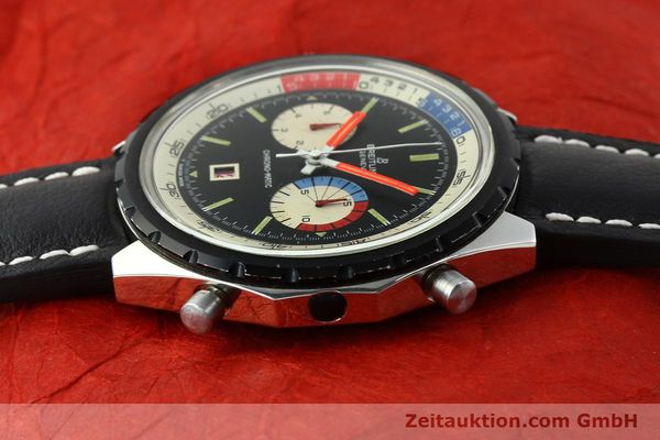 Used luxury watch Breitling Chronomat(ic) chronograph steel automatic Kal. 11 Ref. 7661  | 141655 05