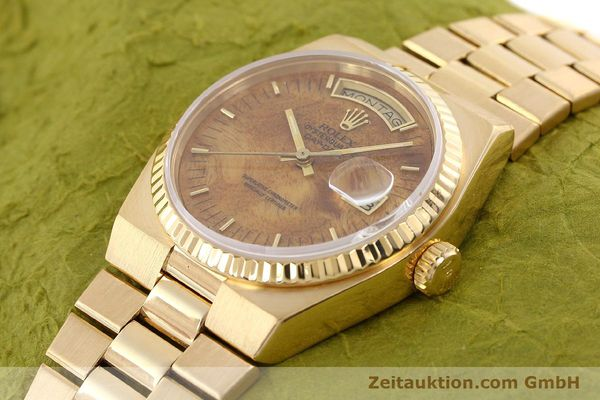montre de luxe d occasion Rolex Day-Date or 18 ct quartz Kal. 5055 Ref. 19018  | 141657 01