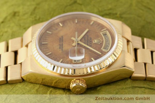 Used luxury watch Rolex Day-Date 18 ct gold quartz Kal. 5055 Ref. 19018  | 141657 05