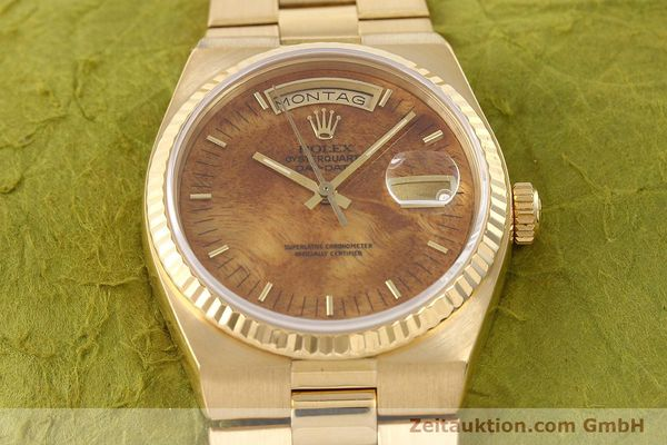 montre de luxe d occasion Rolex Day-Date or 18 ct quartz Kal. 5055 Ref. 19018  | 141657 16