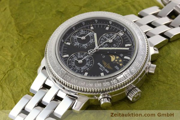 Used luxury watch Breitling Astromat steel automatic Kal. B19 ETA 2892-2 Ref. A19406  | 141658 01