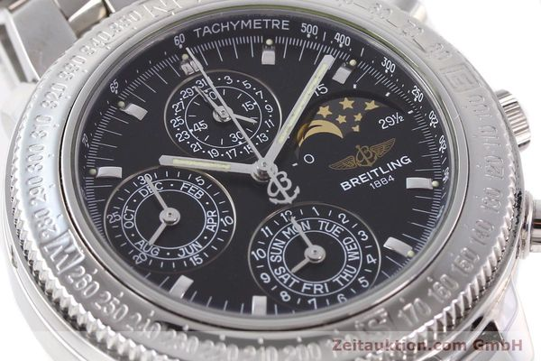 Used luxury watch Breitling Astromat steel automatic Kal. B19 ETA 2892-2 Ref. A19406  | 141658 02