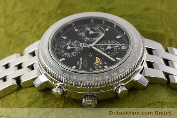 Used luxury watch Breitling Astromat steel automatic Kal. B19 ETA 2892-2 Ref. A19406  | 141658 05