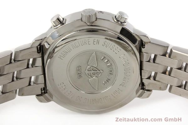 Used luxury watch Breitling Astromat steel automatic Kal. B19 ETA 2892-2 Ref. A19406  | 141658 09