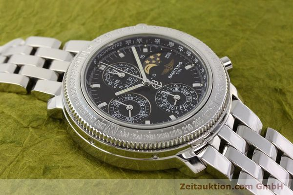 Used luxury watch Breitling Astromat steel automatic Kal. B19 ETA 2892-2 Ref. A19406  | 141658 15