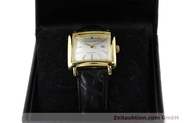 Used luxury watch IWC * 18 ct gold automatic Kal. C.8521  | 141661 07